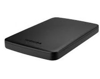 1 TB TOSHIBA CANVIO BASICS 2018 USB3.0 BLACK
