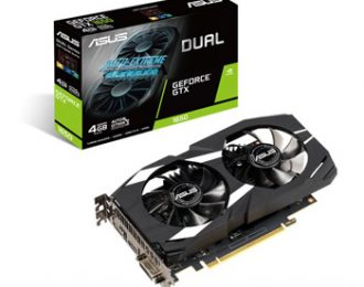 GTX 1650 DUAL 4GB GDDR5 PCIE3 ASUS