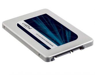 1 TB SATA3, 560/510MB/S, 3D TLC CRUCIAL MX500