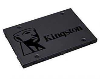 240 GB, SATA3, ATé 500/350MBPS, TLC KINGSTON A400