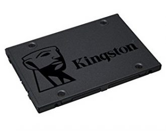 480 GB, SATA3, ATé 500/350MBPS, TLC KINGSTON A400