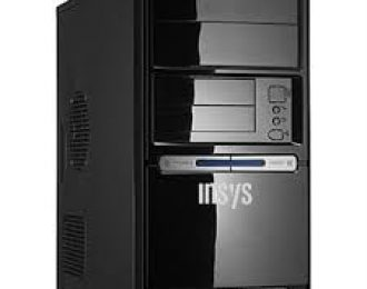 INSYS PowerNet J1800/4GB/SSD32GB/HDD320GB/Win10