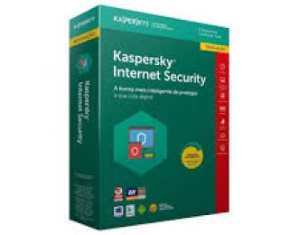 KASPERSKY Internet Security (4 Dispositivos – 1 ano – PC, Mac e Tablet)