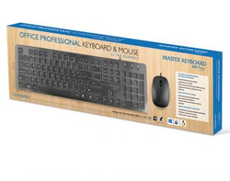 MKPLUS SLIM PROFISSIONAL + RATO, USB – TG7000PRO