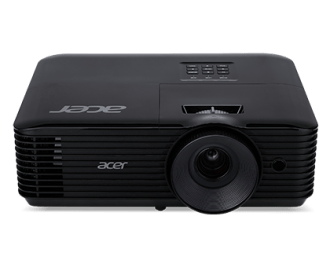 ACER X138WH – Essential DLP 3D, WXGA, 3700LM, 20000/1, HDMI, 2.5KG, EURO Power