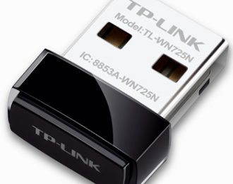 NANO USB ADAPTADOR WIRELESS N150MBPS TP-LINK TL-WN725N
