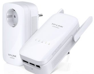 TL-WPA8630KIT – KIT POWERLINE TP-LINK 1200 C/AP 1200 (1 WPA8630+ 1 PA8010P
