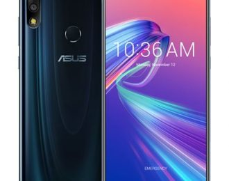 "ASUS Zenfone Max Pro (M2) 128 Midnight Blue – 6.3"" 19:9 Full View FHD+"