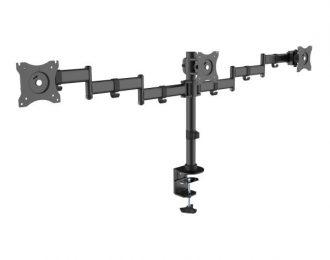 Suporte TV 13″-27″ Vesa Desk Mount 360º Rotation, 180º SWIVEL AND + 45º