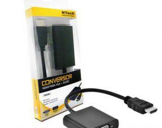 CONVERSOR DE HDMI A M P/ VGA F, 0.25M – NBA300