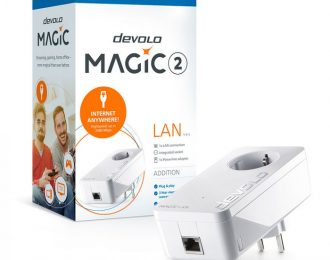 Devolo Magic 2 LAN,Adaptador adicional – PT8259