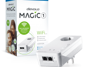 Devolo Magic 1 WiFi, Wi-Fi mesh – PT8358