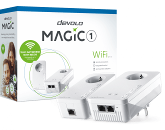 Devolo Magic 1 WiFi,Starter Kit, Wi-Fi mesh – PT8366