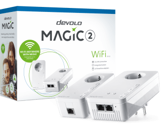 Devolo Magic 2 WiFi,Starter Kit, Wi-Fi mesh – PT8390