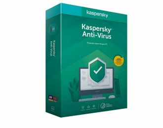 KASPERSKY ANTIVIRUS 2020 3 USER RW 1Y RETAIL