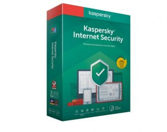 KASPERSKY INTERNET SECURITY 2020 1 USER 1Y RETAIL