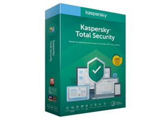 KASPERSKY TOTAL SECURITY 2020 5 USER 1Y RETAIL