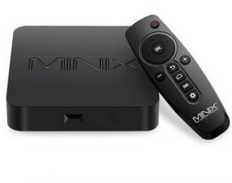 MINIX NEO T5 QC A53 2/16GB WIFI BT, ANDROID TV – AB-S905X2