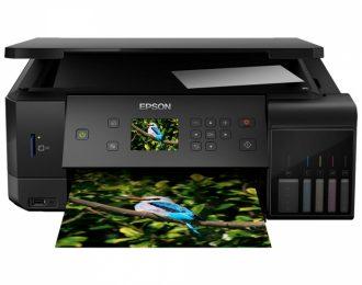 EPSON ECOTank ET-7700 – Multifuncional Jato de Tinta 3 em 1 Wi-Fi