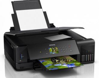 EPSON ECOTank ET-7750 – Multifuncional Jato de Tinta 3 em 1 Wi-Fi