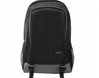 MOCHILA LIFETECH NB-CROSS II BLACK/GREY 15.6″