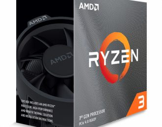 AMD Ryzen 3 3100 Quad-Core 3.6GHz c/ Turbo 3.9GHz 18MB SktAM4