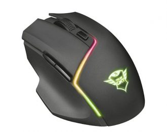 TRUST GAMING MOUSE GXT 161 DISAN WIRELESS BATTERY 3000DPI