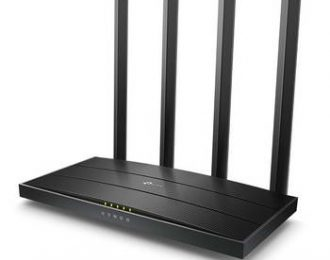 ROUTER TP-LINK DB WIRELESS AC1900MBPS LAN GIGA -ARCHER C80
