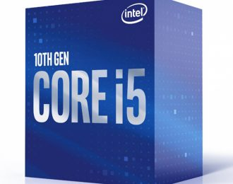 Intel i5-10400 6-Core 2.9GHz c/ Turbo 4.3GHz 12MB LGA1200