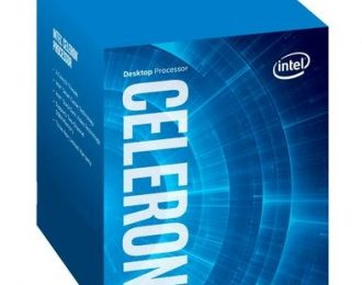 Intel Celeron G5900 2-Core 3.4GHz 2MB Skt1200