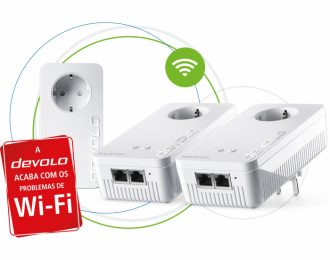 Devolo Magic 2 WiFi next Multiroom Kit – 8632