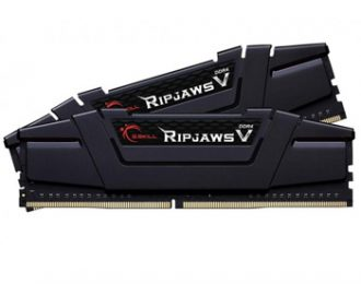 16 GB DDR4 3200 MEM RAM (2x8GB) CL16 G.SKILL RIPJAWS V BLACK