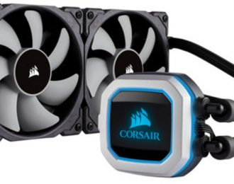Water Cooler Corsair Hydro H100i Pro RGB