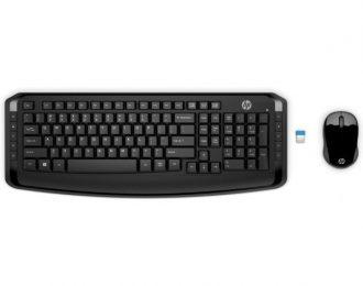 Kit Teclado + Rato HP Wireless 300
