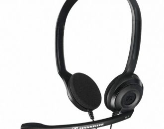 Sennheiser PC 3 Chat Preto – 504195