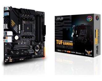 ASUS TUF GAMING B550M-PLUS AM4 B550 4DDR4 USB3.2