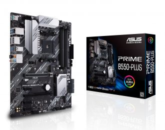 ASUS PRIME B550-PLUS AMD AM4 B550 4DDR4 USB 3.2