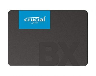 2 TB Crucial BX500 3D TLC SATA SSD 2,5″