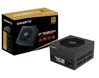 GIGABYTE P750GM 750W FULL MODULAR 80P GOLD