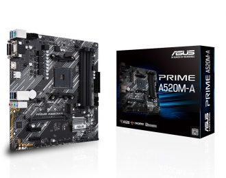 ASUS A520M-A