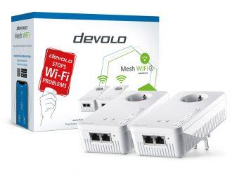 Devolo Mesh WiFi 2 Starter Kit-1200 WiFi ac: 2 adapt. Wi-Fi – PT8759