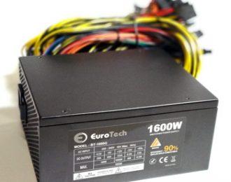EUROTECH GOLD 1600W 100A/12V SR – BT-1600G