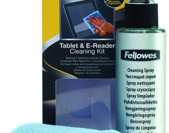 FELLOWES KIT LIMPEZA P/ ECRAS (MONITORES TABLETS EBOOKS…)