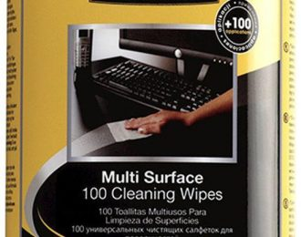FELLOWES DISPENSADOR 100 TOALHETES LIMPADORES SUPERFICIES