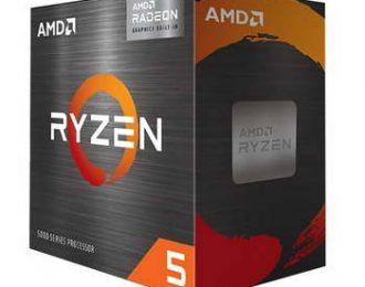 AMD RYZEN 5 5600G 3.9 A 4.4GHZ 19MB 6C12T 65W BOX