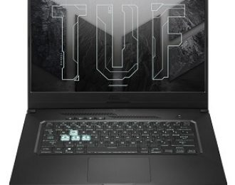 ASUS TUF Gaming Dash F15 FX516PM-71B36CS1 – i7-11370H, 8GB DDR4, 512GB SSD,15.6″ FHD, NVIDIA GeForce RTX 3060, s/ SO