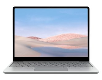 Microsoft Surface Laptop Go – Core i5 1035G1, Win 10 Pro, 16 GB RAM, 256 GB SSD, 12.4″ Touch UHD