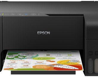 EPSON EcoTank ET-2712 – Multifuncional Jato de Tinta 3 em 1 Wi-Fi (Impressão, cópia e digitalização)