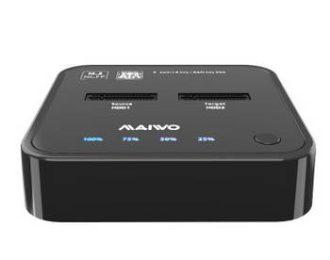 DOCKING STATION 2 X M.2 SATA USB3.1 GEN1 5GB – MAIWO K3016SG1