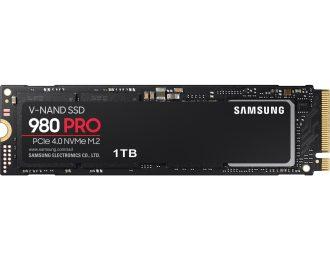 1 TB Samsung 980 Pro MLC V-NAND NVMe M.2 2280 – MZ-V8P1T0BW